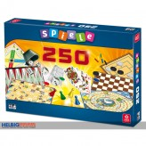 Spielesammlung - 250 Spielmöglichkeiten