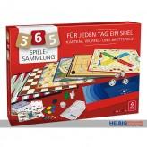 """Spielesammlung """"365 Spielmöglichkeiten"""""""