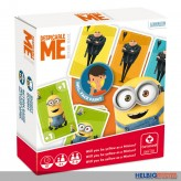 "Reisespiel ""Minions Gamebox 2 in 1"""