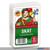 """Spielkarten """"Skat"""" - Französisches Bild"""