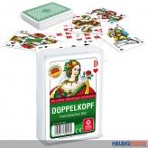 """Kartenspiel """"Doppelkopf"""" - Französisches Bild"""