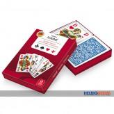 """Spielkarten """"Senioren-Rommé - extra gr. Zeichen"""" 2 x 55 Bl."""