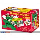 """Kartenmischer/Kartenmischmaschine """"Vario"""" inkl. Adapter"""