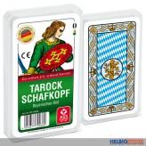 """Kartenspiel """"Schafkopf / Tarock"""" - Bayerisches Bild"""
