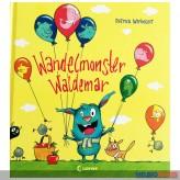 "Bilderbuch ""Wandelmonster Waldemar"""