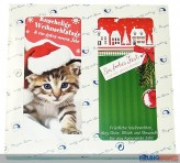 "Glückwunschkarte ""Weihnachten"" - 50er Sortiment"