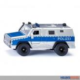 Siku 2347 - Rheinmetall MAN Survivor R - Polizei-Auto
