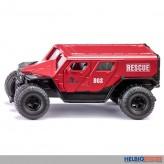 """Siku 2307 - Rettungswagen """"GHE-O Rescue"""""""