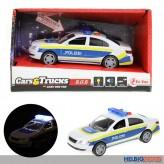 "Polizei-Auto ""Cars & Trucks S.O.S"" m. Licht & Sound"