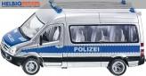 Siku 2313 - Polizei-Mannschaftswagen