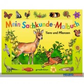 """Malbuch """"Mein Sachkunde-Malbuch - Tiere & Pflanzen"""""""