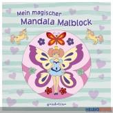 "Malbuch ""Mein magischer Mandala Malblock"""