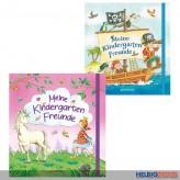 """Freundebuch """"Meine Kindergartenfreunde Boy & Girl"""" 2-sort."""