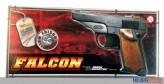 """Spielzeug-Pistole """"Falcon"""" - 13er Schuss"""