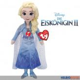 """Plüschfigur """"Frozen 2 Prinzessin Elsa"""" m. Sound - 40 cm"""