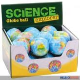 "Globus-Schaumball ""Science Explorer"" im Display"