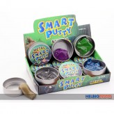 "Intelligente Knete ""Smart Putty"" Metall - 6-sort."