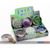 """Intelligente Knete """"Smart Putty"""" Metall - 6-sort."""