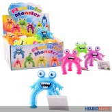 "Flexibles Zottel-Monster ""Flexible Monster"" 6-sort."