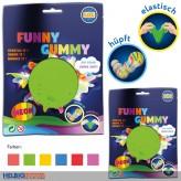 """Elastische Knete """"Funny Gummy Air Foam - Neon"""" 6-sort."""