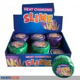 """Farbwechsel-Schleim """"Heat Changing Slime"""" sort."""