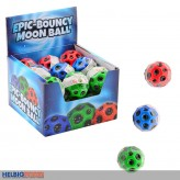 "Spring-Ball ""Mond-Ball/Moon Ball"" 7 cm - 3-sort."