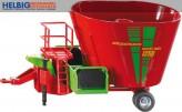 Siku 2450 - Futtermischwagen