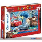 "Puzzle Disney/Pixar ""Cars"" Super Color - 2 x 20 Teile"