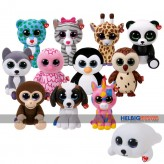 "Sammelfiguren ""Mini Boos - Serie 1"" - 12-sort."