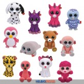 "Sammelfiguren ""Mini Boos - Serie 3"" - 12-sort."