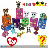 "Ty Sammelfiguren ""Mini Boos - Serie 4"" - 12-sort."