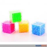 "Geduldsspiele ""Würfel - Magic Maze Cube""- sort."