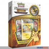 """Pokemon - Pikachu Pin Kollektion """"Schimmernde Legenden"""" (DE)"""