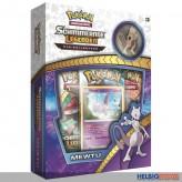 "Pokemon - Mewtu Pin Kollektion ""Schimmernde Legenden"" (DE)"
