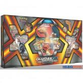 "Pokemon - Premium-Kollektion ""Glurak GX-Box"" (DE)"