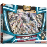 "Pokemon - Pokémon Box ""Lucario GX Kollektion"" (DE)"