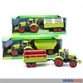 "Farm-Traktor-Set ""Junior Farming"" - 2-sort."