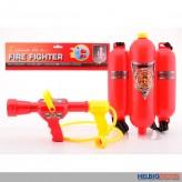 """Rucksack-Feuerlöscher """"Feuerwehrmann/Fire Fighter"""""""
