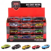 "Metall-Autos ""Super Cars 1:72"" - 12-sort."