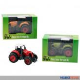 """Farm-Traktor """"Farm Truck"""" aus Metall - 3-sort."""