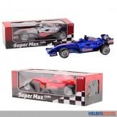 """Formel 1 Rennauto """"Super Max"""" m. Licht & Sound - 3-sort."""