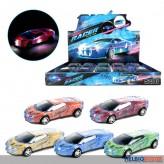"""Sportwagen mit Licht & Sound """"Night Racer"""" 5-sort."""