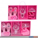 "Geschenk-Set ""Princess Secret"" 7-tlg."