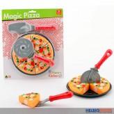 """Spiel-Küchen-Zubehör """"Home + Kitchen: Magic Pizza"""" - 9-tlg."""