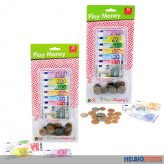 "Spielgeld-Set Euro ""Home & Shopping"""