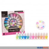 "Nagellack-Beauty-Set / Schminkset ""Isa Bella"""