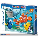 "Puzzle ""Nemo - Dorys Freund"" Maxi Super Color - 104 T."