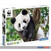 "Puzzle ""Süßer Panda - WWF"" - 104 Teile"