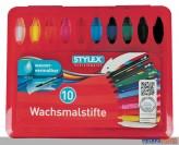 Wachsmalstifte - 10er Box