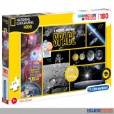 "Puzzle ""National Geographic Kids - Space"" 180 Teile"